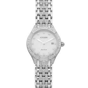 Citizen Ladies' EW2320-55A Silver Dial Watch